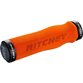 Ritchey WCS Ergo True Grip Griffe Lock-On orange